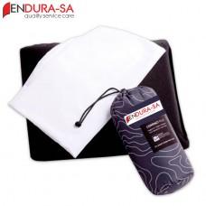 Endura Compact Memory Foam Travel Pillow