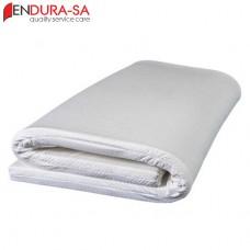 Endura Gel Infused Memory Foam Mattress Topper All Sizes