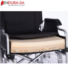 "Endura Visco Foam Cushion & Cover 16""-41cm"