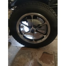 Spares Wheels - Rims -  Jockey