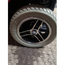 Spares Wheels - Complete USED - HD Scooter(Solid,Rim)