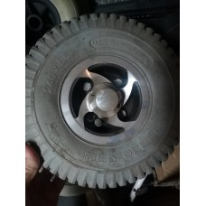 Spares Wheels - Complete USED - Various Small