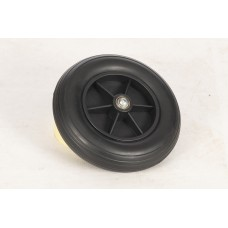 Spares Wheels - Complete USED - 200 x 50 Black/White